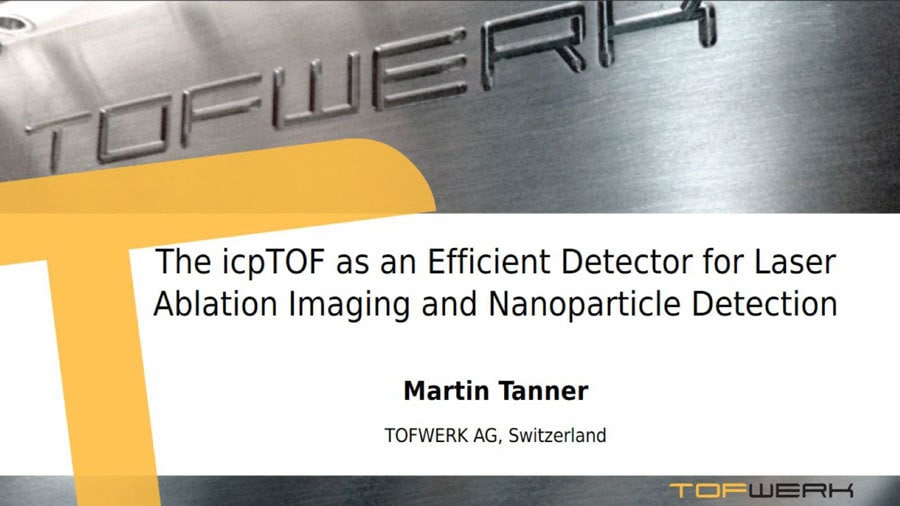 Webinar: Fundamentals and Applications of the icpTOF