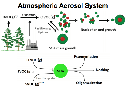 atmospheric aerosol