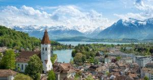 Thun, Switzerland-TOFWERK Headquarters