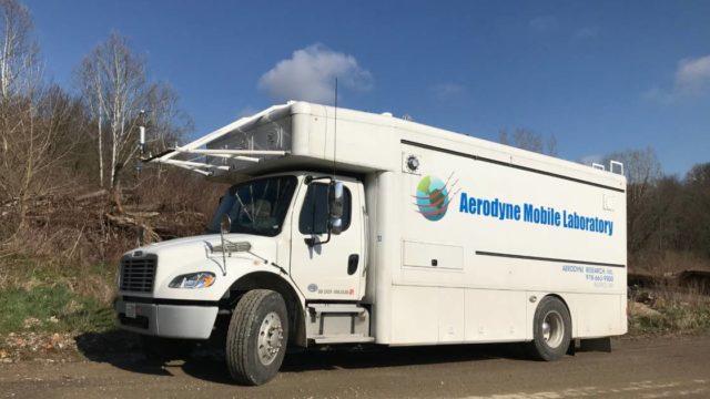 Aerodyne Mobile Lab