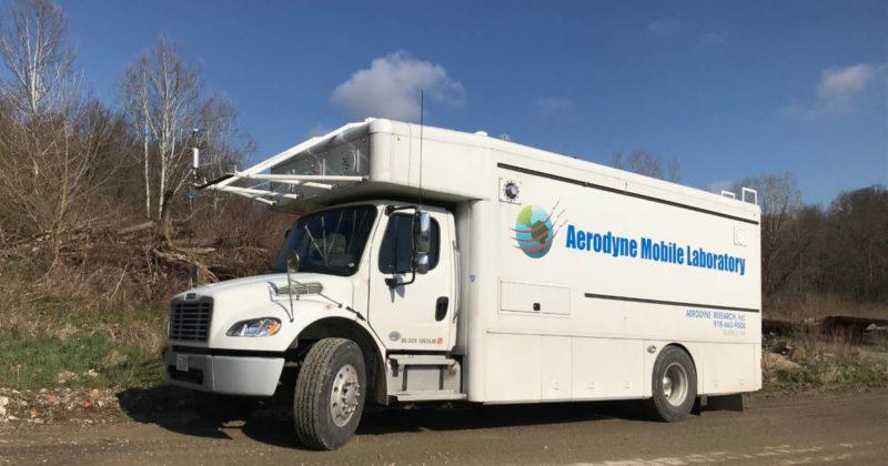 Aerodyne Research Mobile Lab