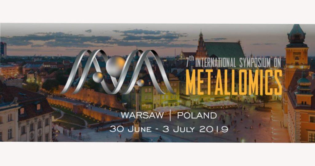 Join the icpTOF team at Metallomics 2019