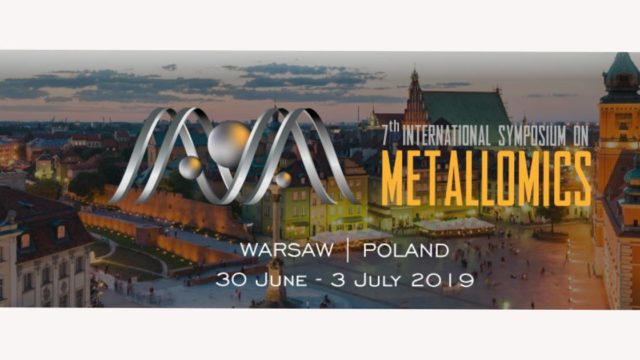 Join the icpTOF team at Metallomics 2019