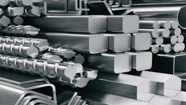 Single-Particle Mass Spectrometry of Titanium and Niobium Carbonitride Precipitates in Steels