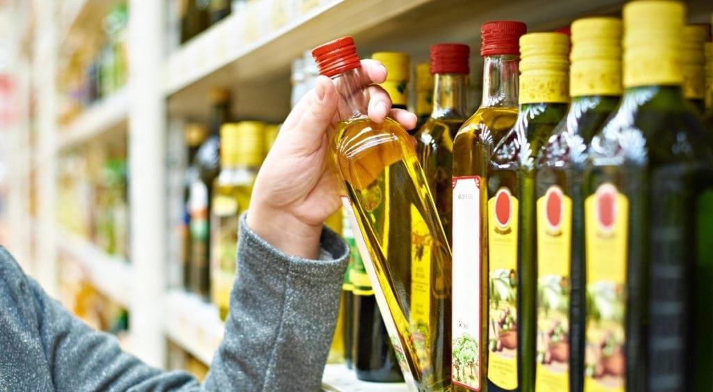 chemical fingerprinting of olive oil aroma