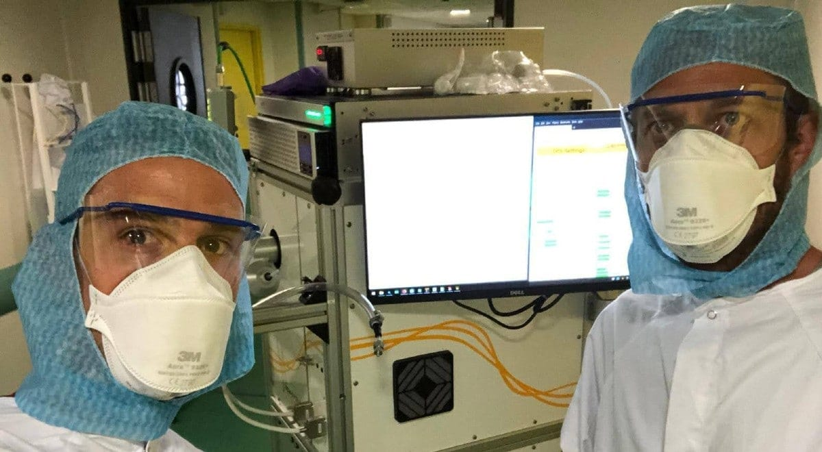 Breath Analysis for COVID Detection Researchers
