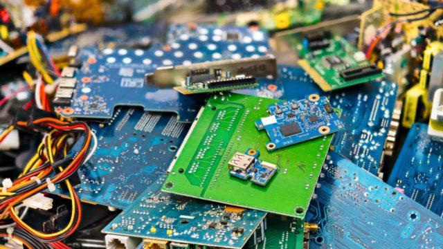 electronics waste emissions