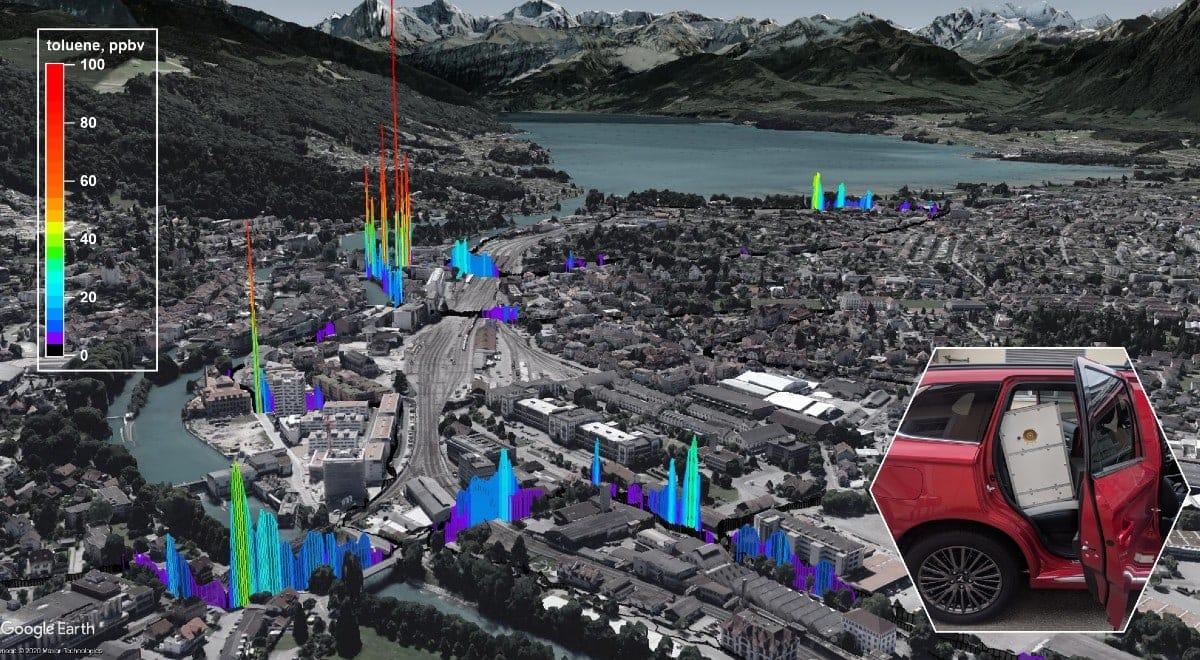 Mobile VOC monitoring (1)